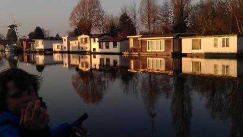 Ringvaart bij Sloten Amsterdam 2012